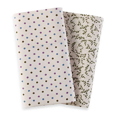The Seasons Collection® Flannel Sheet Set