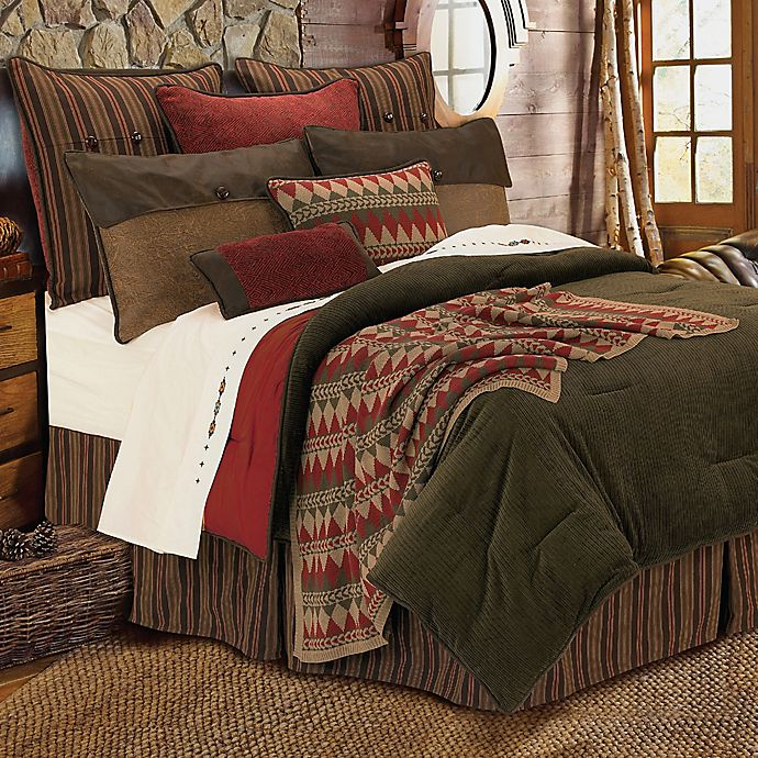 Alternate image 1 for HiEnd Accents Wilderness Ridge Bedding Collection