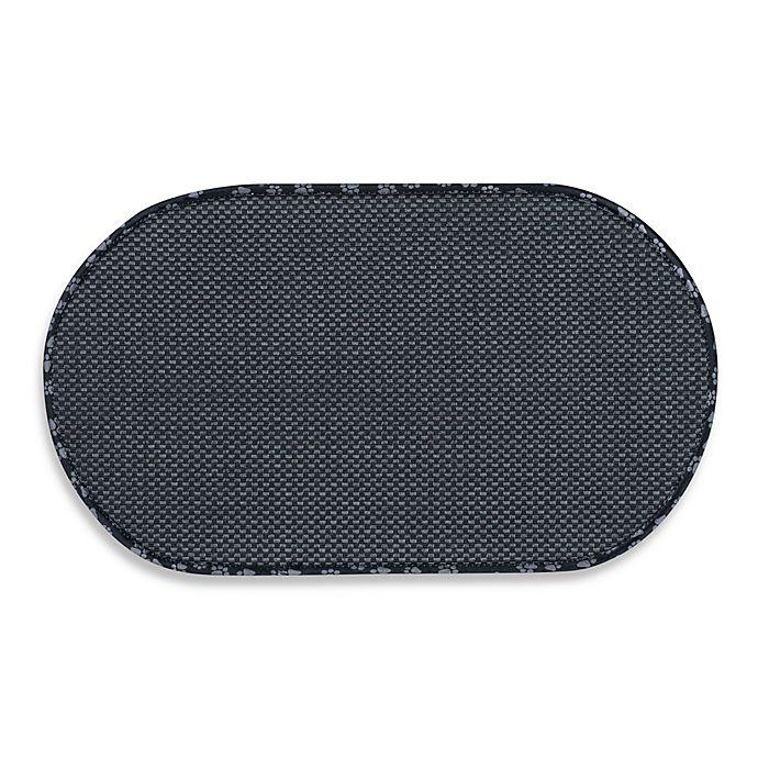 Alternate image 1 for Schroeder & Tremayne The Original™ Pet Bowl Mat in Black