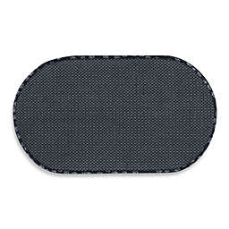 Schroeder & Tremayne The Original™ Pet Bowl Mat in Black