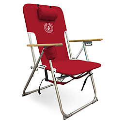 Caribbean Joe High Weight Capacity Beach Chair