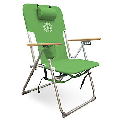 Caribbean Joe High Weight Capacity Beach Chair
