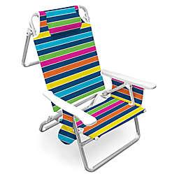 Caribbean Joe Deluxe Beach Chair