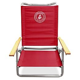 Caribbean Joe Lay Flat Beach Chair