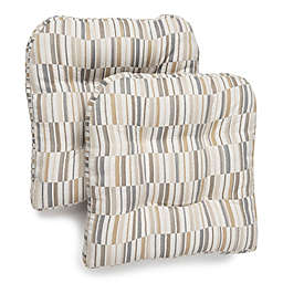 Brentwood Originals Chaotic Dining Chair Pads (Set of 2)