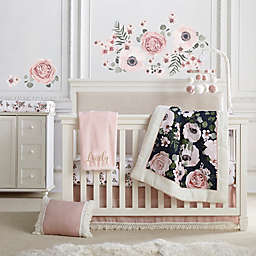 Levtex Baby® Fiori Collection 4-Piece Crib Bedding Set