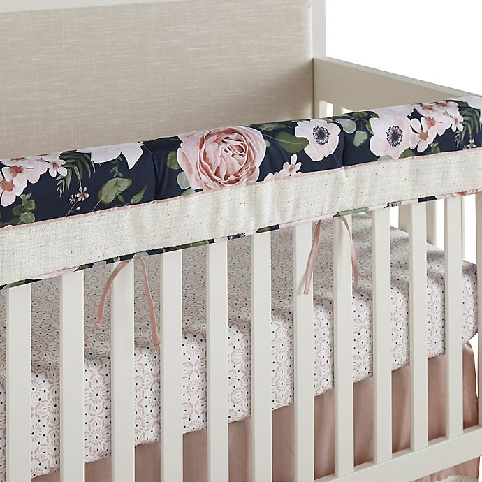 Alternate image 1 for Levtex Baby® Fiori Crib Collection Rail Guard