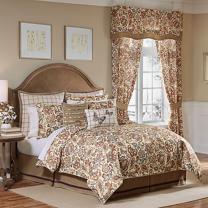 Alternate image 1 for Croscill® Delilah Bedding Collection