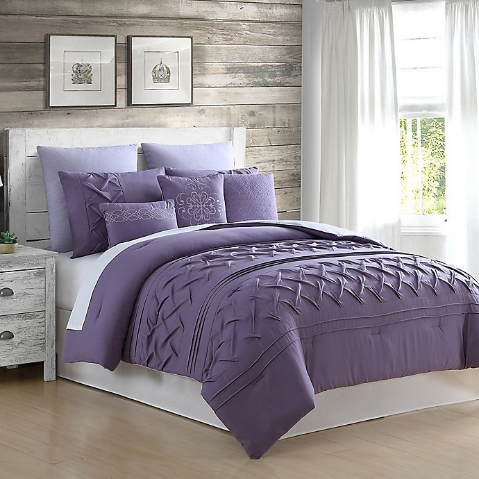 Alternate image 1 for Winslow 8-Piece Comforter Set