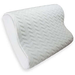 Comfort Tech™ Serene Foam Contour Pillow in White