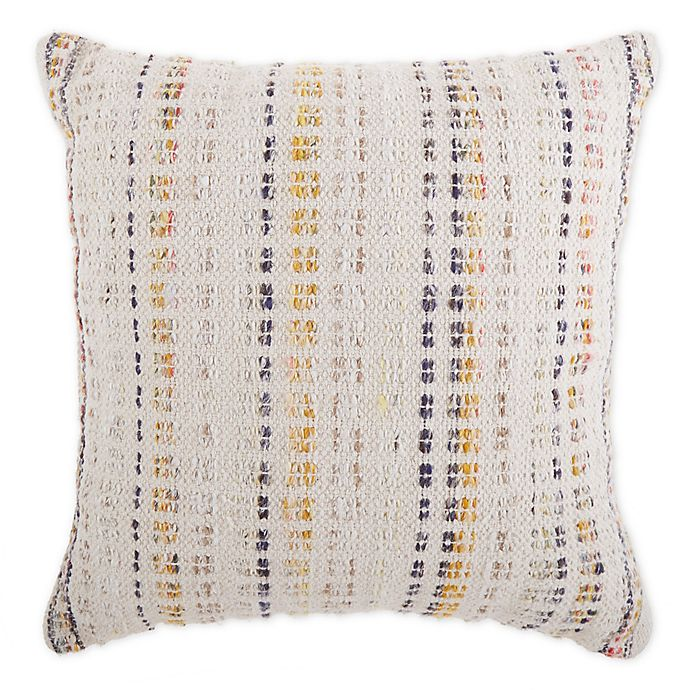 Alternate image 1 for Bee & Willow™ Home Space Yarn Dyed Throw Pillow