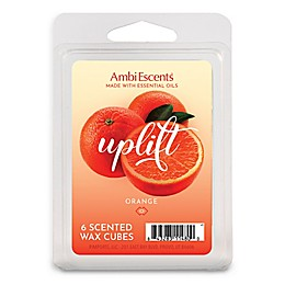 AmbiEscents™ Uplift Orange 6-Pack Wax Fragrance Cubes