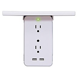 Socket Shelf™ Surge Protector
