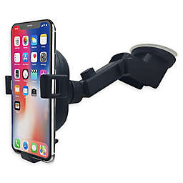 Contixo W1 Fast Wireless Car Charger and Mount Holder in Black