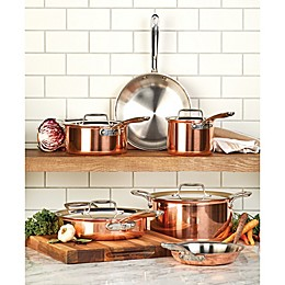 All-Clad C4 Copper 10-Piece Cookware Set
