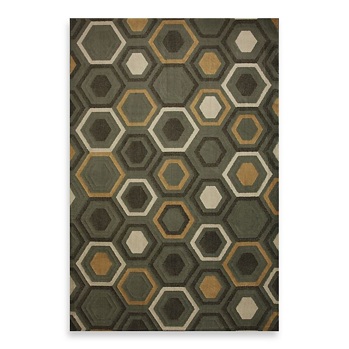 Mohawk Home Honeycomb Shitake Indoor Rugs Bed Bath Amp Beyond