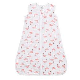 aden® by aden + anais® Swan Muslin Wearable Blanket in Pink