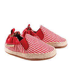 Robeez® Waverly Soft Sole Shoe in Red