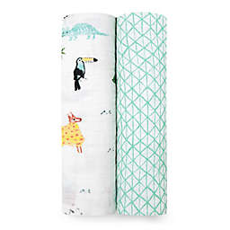 aden + anais® Swaddle Blankets (Set of 2)