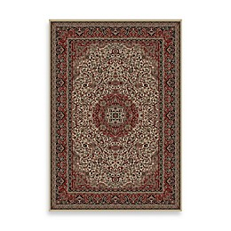 Concord Global Trading Isfahan Rug in Ivory