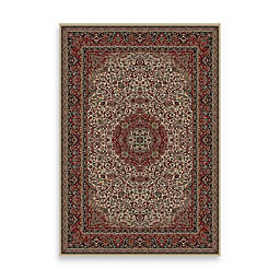 Concord Global Isfahan Rug in Ivory