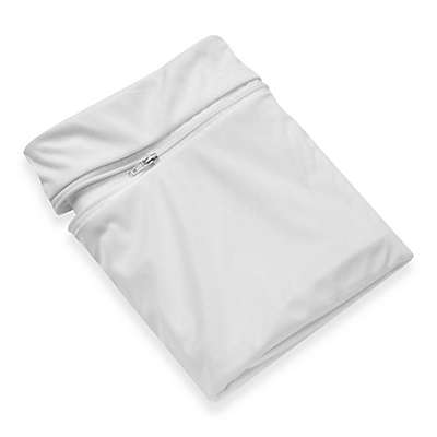 Sleep Safe™ Pillow Protector in White