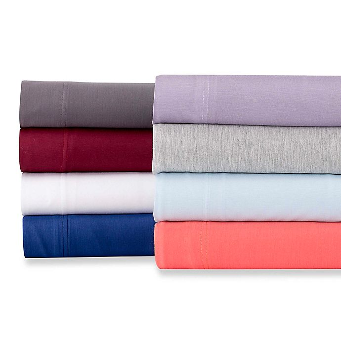Alternate image 1 for Pure Beech® Jersey Knit Modal Twin XL Sheet Set