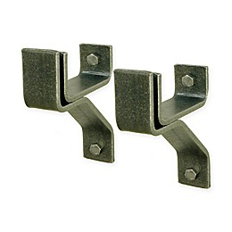 Enclume® 4-Inch Wall Brackets (Set of 2)