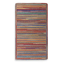 Capel Kill Devil Hill Indoor Braided Rug - Multi Brights