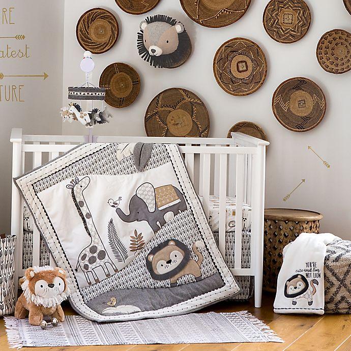 Alternate image 1 for Levtex Baby® Tanzania Crib Bedding Collection