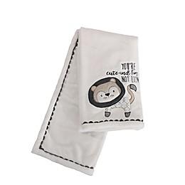 Levtex Baby® Tanzania Stroller Blanket in White