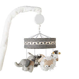 Levtex Baby® Tanzania Musical Mobile in Grey/Taupe