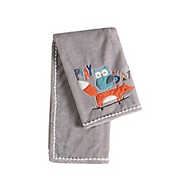 Levtex Baby® Play Day Stroller Blanket in Grey