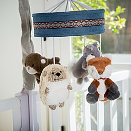 Levtex Baby® Play Day Woodland Animals Musical Mobile