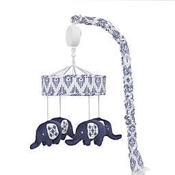 NoJo® Hues Elephant Musical Mobile in Indigo