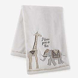 Levtex Baby® Taza Stroller Blanket in Ivory