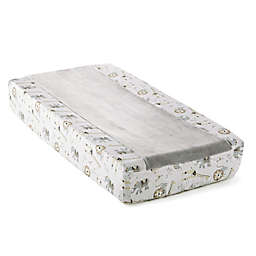 Levtex Baby® Taza Collection Changing Pad Cover in Grey/Taupe