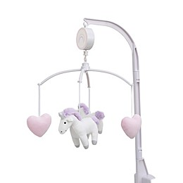 Nojo® carter's® Unicorn Snuggles Musical Mobile in Pink