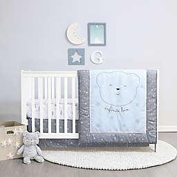 Belle Infinite Love Reversible 4-Piece Crib Bedding Set