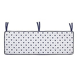 Disney® Baby Mickey Mouse™ Crib Rail Guard in Navy