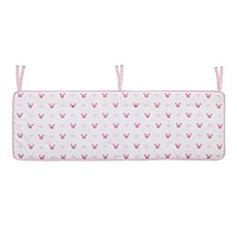 Disney® Baby Minnie Mouse™ Crib Rail Guard in  Pink