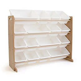 Humble Crew Journey Super Size Organizer in Natural/White