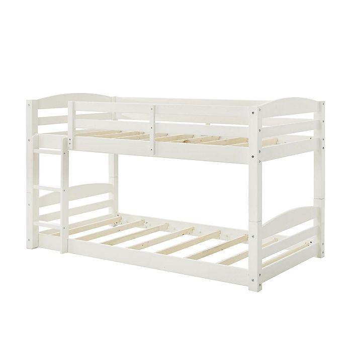 Alternate image 1 for Dorel Living® Maverick Twin Over Twin Bunk Bed
