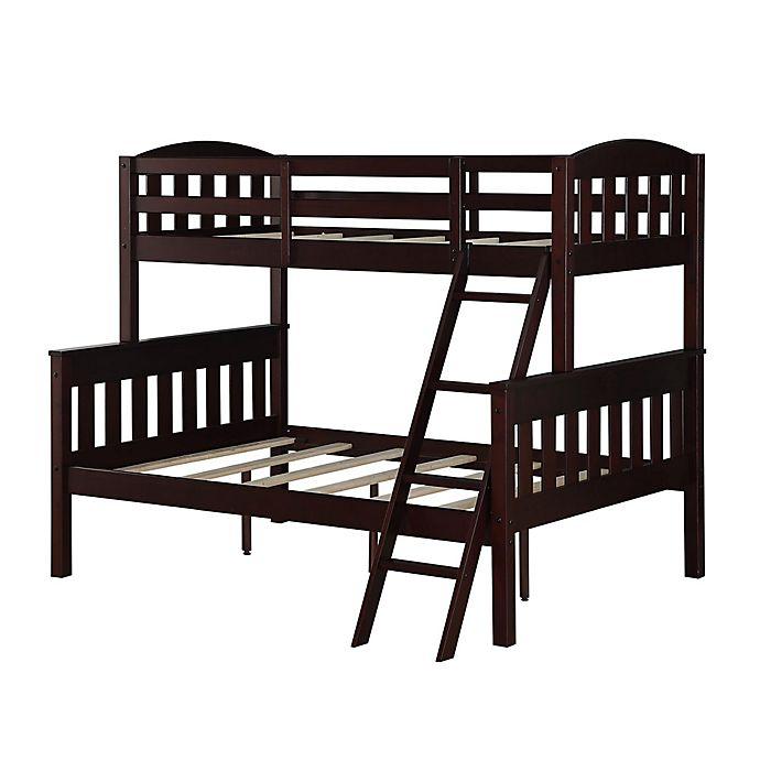 Alternate image 1 for Dorel Living® Otter Twin Over Full Bunk Bed