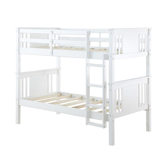 Alternate image 1 for Dorel Living® Oakview Twin Over Twin Bunk Bed