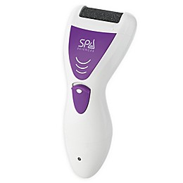 Spa Sciences VIVA Pedicure Foot Smoothing Tool in White