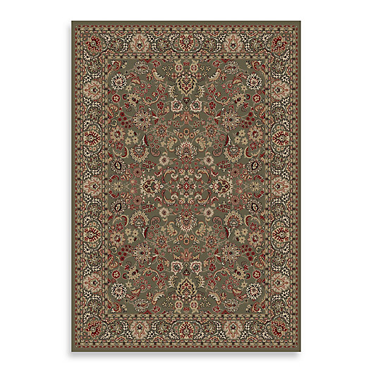 Alternate image 1 for Concord Global Mahal Green Rug