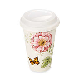 Lenox® Butterfly Meadow® 10 oz. Travel Mug