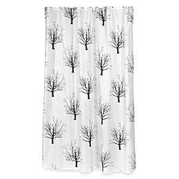 Carnation Home Fashions Faith Shower Curtain