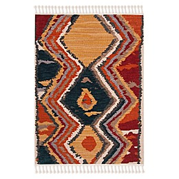 Safavieh Farmhouse Eastwood Area Rug in Yellow